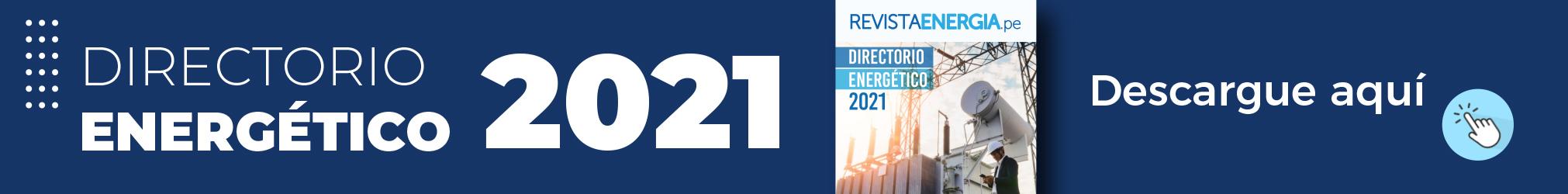 DIRECTORIO ENERGÉTICO 2021